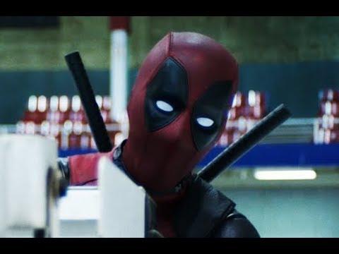 Дэдпул ищет Френсиса Фримена попутно убивая его людей: Дэдпул (Deadpool 2016) Full HD 1080p