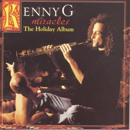 Kenny G альбом Miracles: The Holiday Album