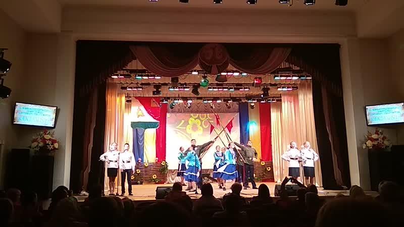 III межмуниципального фестиваля детского творчества «Казачок» п.г.т. Подгоренский
