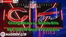 Chicago Bears vs. Buffalo Bills | NFL 2018-19 Week 9 | Predictions Madden NFL 19