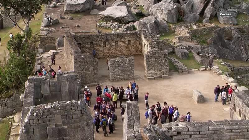 BBC Танны древних цивилизаций 5 серия Мумии и Мачу-Пикчу