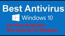 Best Free Anti Virus for Windows 8,10 remove redirect virus|2018|