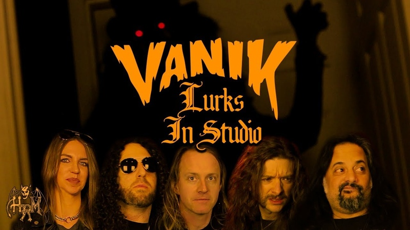 Short Horror Film VANIK LURKS IN THE STUDIO