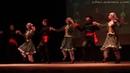 Ukraine Ethno Dance Festival Живая вода Веселый азербайджанский танец Яллы . Чернигов