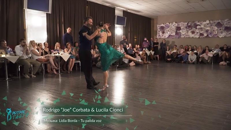Rodrigo Joe Corbata Lucila Cionci, 4-4, фестиваль ВРТ 2018