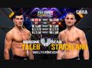 UFC FN Moncton Nordine Taleb vs Sean Strickland