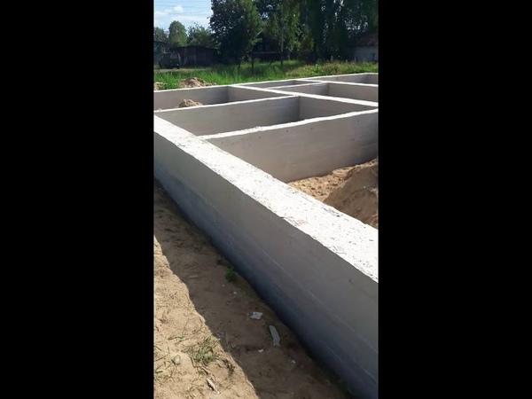 Проверка качества бетона от завода Монолит г.Галич