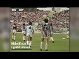 AC Lazio 3-3 Juventus FC. 19.05.1985. Throwback. Serie A