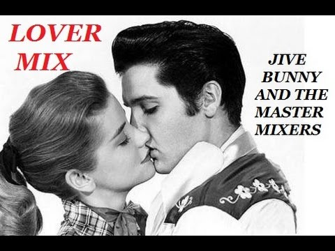 DE VOLTA AOS ANOS 60 PARTE 3 -LOVER MIX - JIVE BUNNY AND THE MASTER MIXERS HD