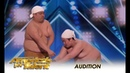 Yumbo Dump Funny Fat BELLY Comedy Duo America's Got Talent 2018