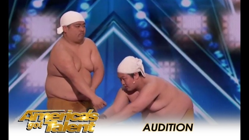 Yumbo Dump: Funny Fat BELLY Comedy Duo! | America's Got Talent 2018