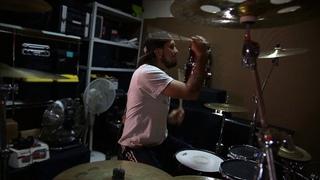 Готовимся к записи барабанов на 2 альбом с Рустамом Галимовым
