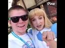 Selfies With Strangers Disney Edition Vine