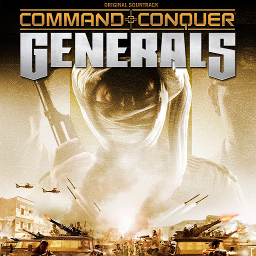 Frank Klepacki альбом Command & Conquer: Gernerals (Original Soundtrack)