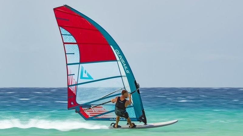 GUNSAILS | BOW 2019 - Innovative Sail Concept