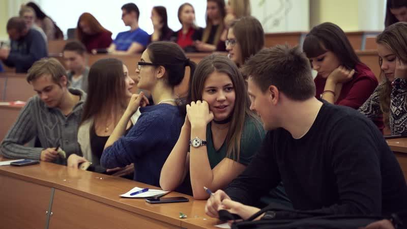 Эксперт программы «Ты-предприниматель» Александр Елагин встретился со студентами Югры