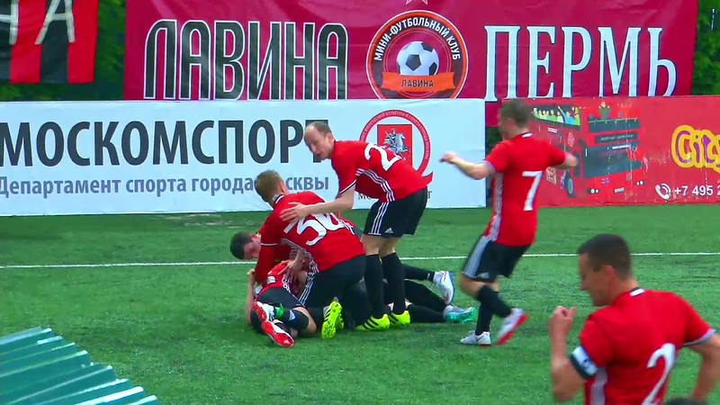 CFL 2019 | Group Stage | Highlights | SK Volna - Lavina