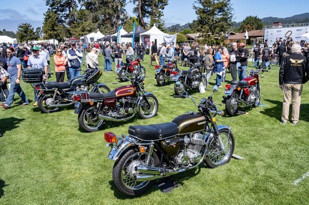 Мотофестиваль Quail Motorcycle Gathering 2019 (фото)