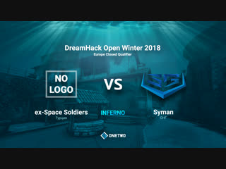 DreamHack Open Winter 2018 EU Qualifier | Space Soldiers vs Syman | BO3 | de_inferno |by Afor1zm