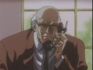 Кризис каждый день _ Bubblegum Crisis 2032 OVA - 7 серия [Azazel, Ruri]