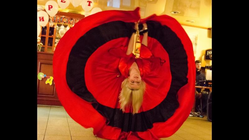 ЦОХА - Таня Бондаренко, 18.09.18 7 лет В Мире Танца - концерт
