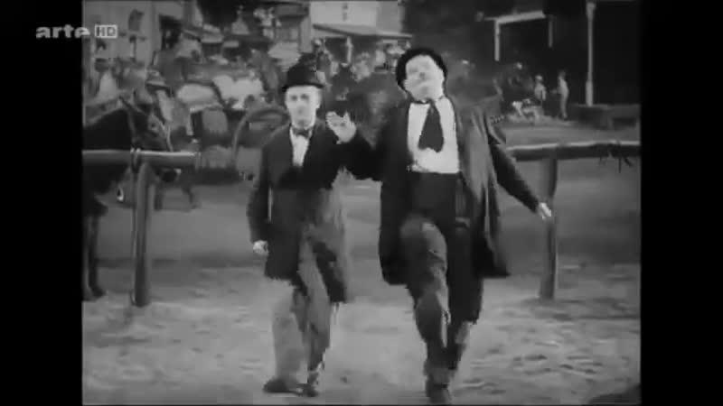 Laurel and Hardy - Dance! ヅ