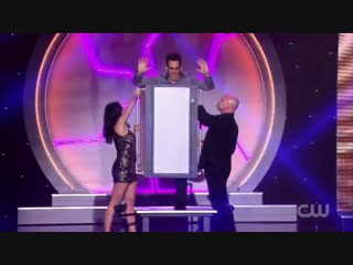 Michael Grandinetti Body Eraser on Masters of Illusion