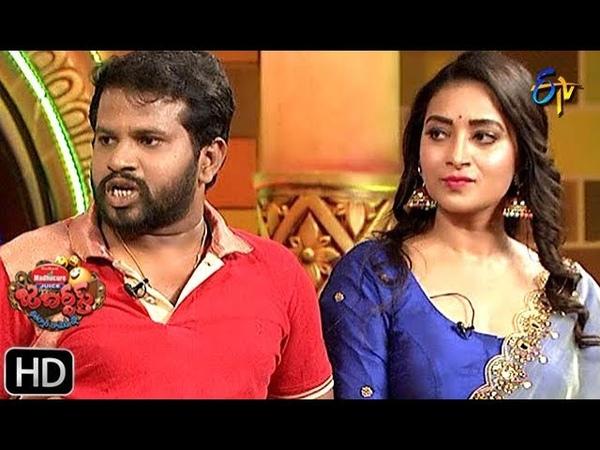 Hyper Aadi Raising Raju Performance Jabardasth 18th April 2019 ETV Telugu
