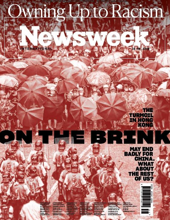 Newsweek International - 30.08.2019