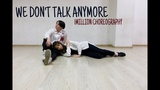 Charlie Puth - We Don't Talk Anymore (1MILLION Choreography) cover by BACKSPACE