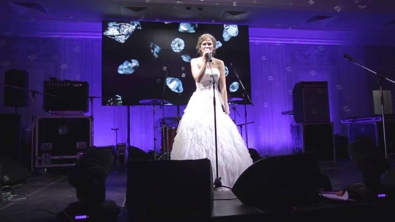 Свадьба Анастасии и Валентина в банкетном комплексе S H E L K