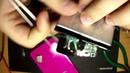 Ремонт: Lenovo - порваный шлейф аккумуляторной батареи