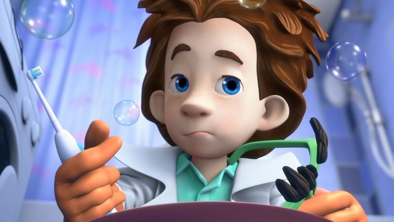 Фиксики - Зубная щетка | Познавательные мультики для детей