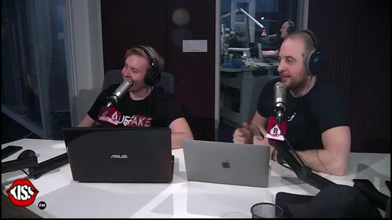 Delia si The Motans sunt live la Kiss FM cu Rusu si Andrei