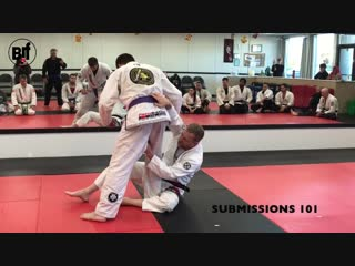 Peek a Boo Sweep (gi and No-Gi jiu-jitsu)