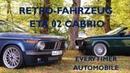 Das Retro-Fahrzeug ETA 02 Cabrio auf dem Conour d´Elegance - Everytimer Automobile