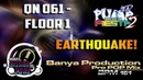 Pro POP Mix QN 061 (Floor 1) | Earthquake! | PUMP IT UP FIESTA 2 MISSION ZONE ✔