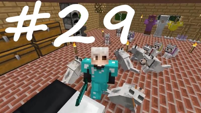 Minecraft Выживание 29 В основном Ад