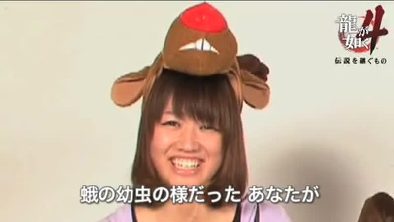 032-1 神室町キャバ嬢TV卒業式 後編