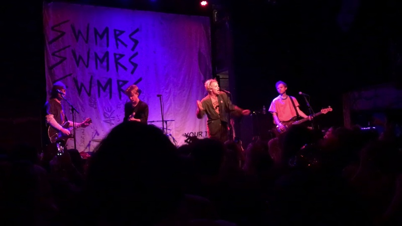 SWMRS - April in Houston - Rough Trade NYC 21919
