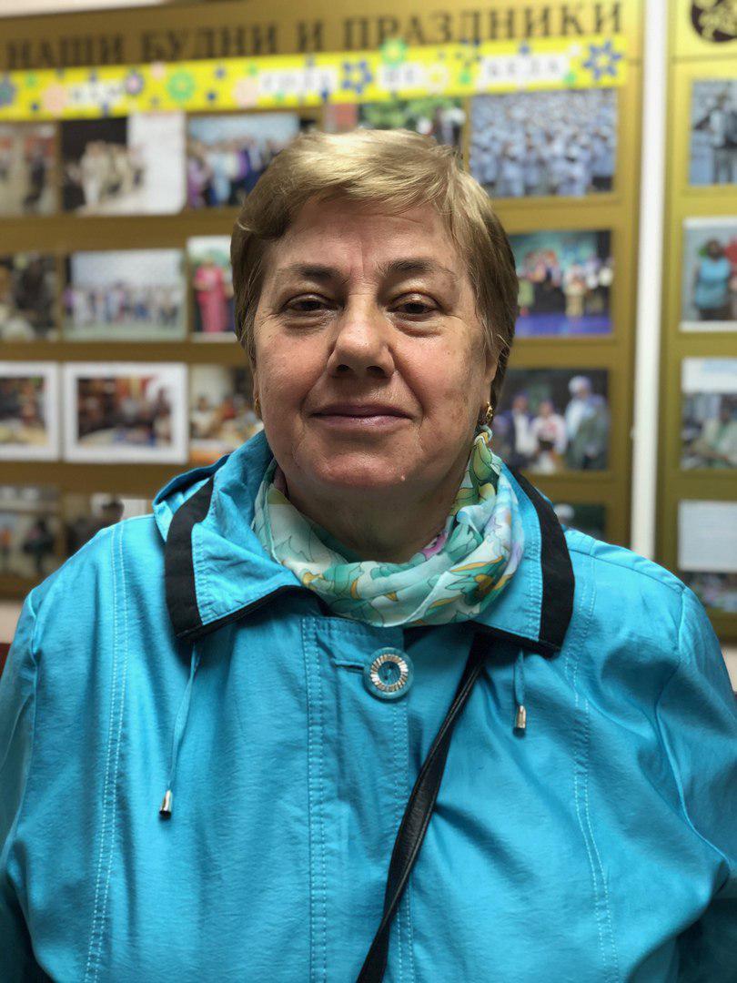 Жительница Некрасовки посещает семь секций проекта «Московское долголетие»