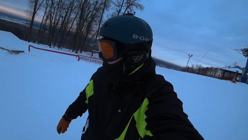 Открытие горнолыжного сезона АкЙорт 2018 2019