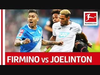 Joelinton - the new roberto firmino? - brazilian strikers go head to head