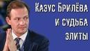 Сергей Брилев его двойное гражданство это частный случай или смена курса