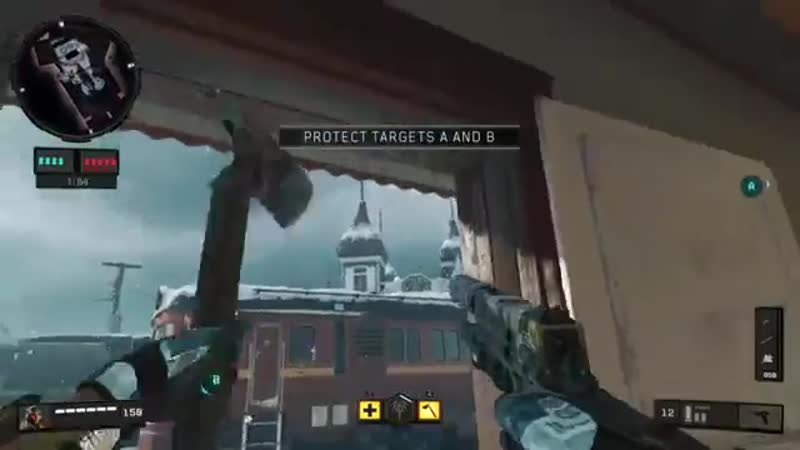 How to get someone out of the window on Nuketown. Black Ops 4