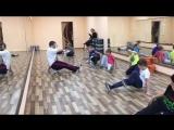 Первые занятия по BreakDance l Бежецк l Рамешки l YD
