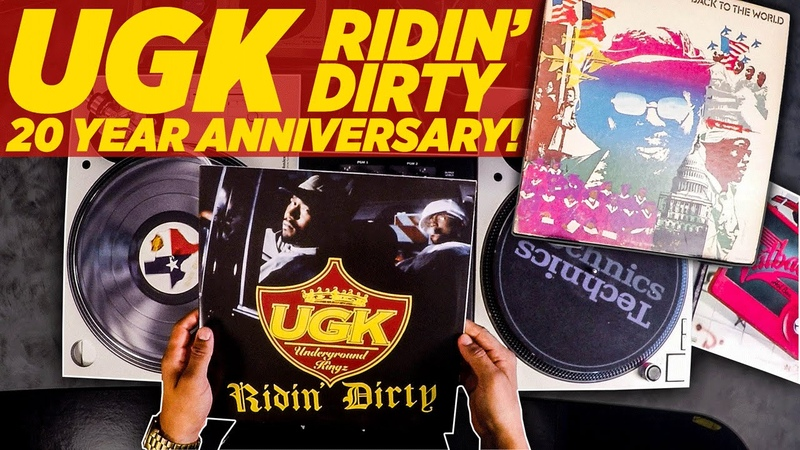 Discover The Classic Samples Used On UGKs Ridin Dirty