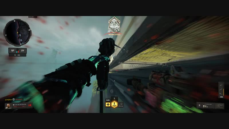 Fuck... OH WAIT, suprise mutherfucker! Black Ops 4