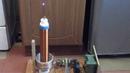 Тесла качер Бровина 1 МГц на лавинном транзисторе 13009 от 220 В с АМ полуволной