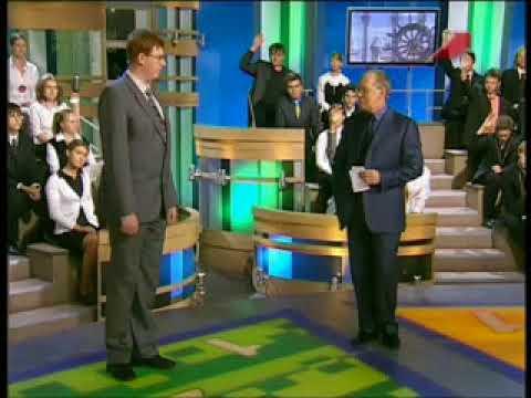 Умницы и умники Первый канал 05 11 2007 Сезон 16 выпуск 5 смотреть онлайн без регистрации